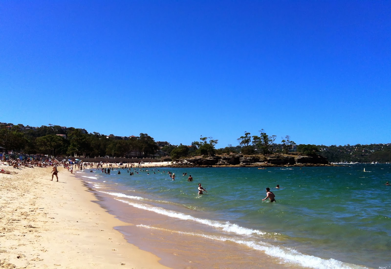 Balmoral Beach, Sydney @ Southern Spoon Blog