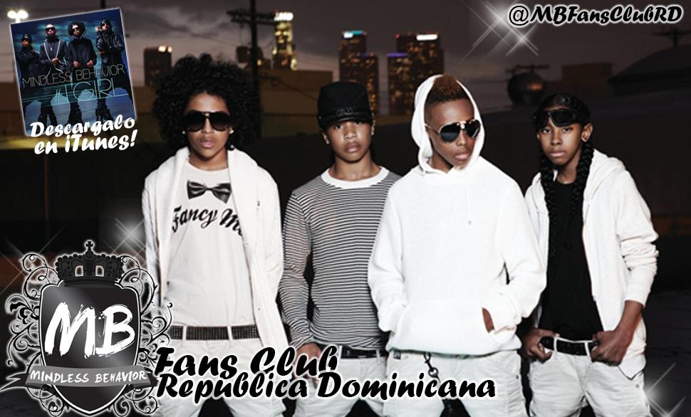 Mindless Behavior Fans Club Republica Dominicana