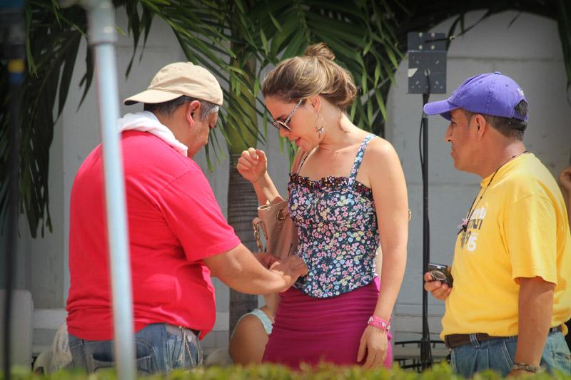 ... Boyer and Sebastián Rulli start filming for 'Lo que la vida me robó