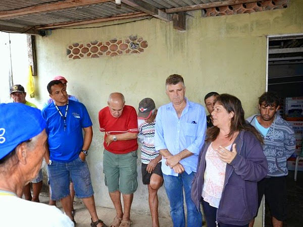 Em São Pedro da Aldeia pescadores receberão materiais após incêndio