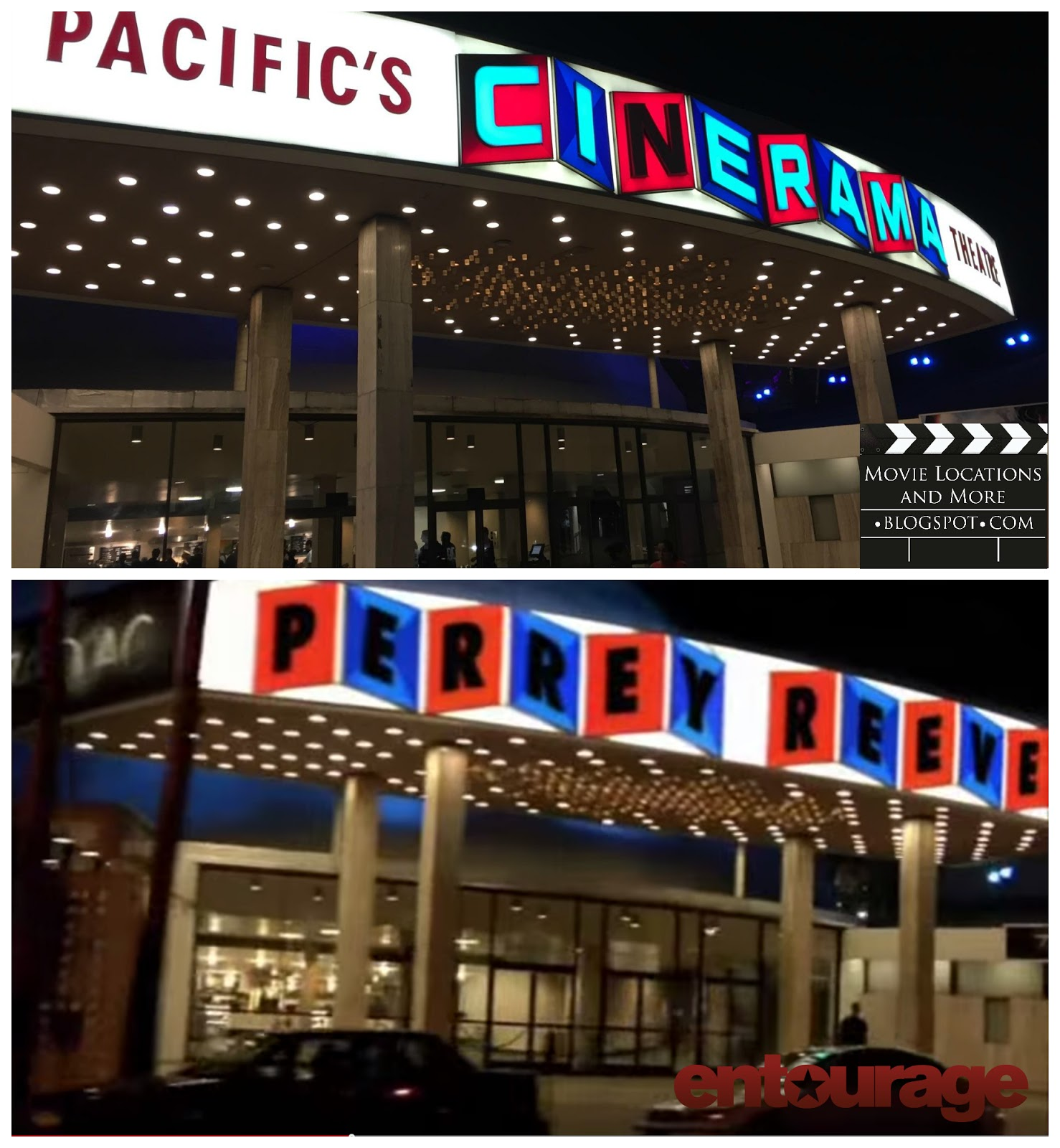 Movie Locations and More: Entourage: The Series (2004-2011)