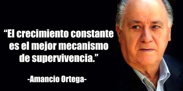 Amancio Ortega - más ricos del mundo