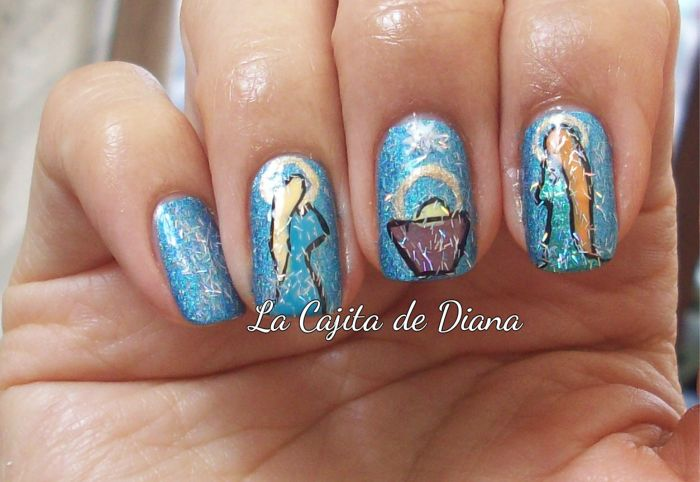 pesebre-holografico-nails