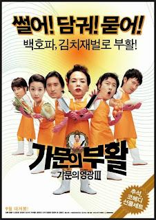 Watch Marrying the Mafia 3 (Gamun-ui buhwal: Gamunui yeonggwang 3) (2006) movie free online