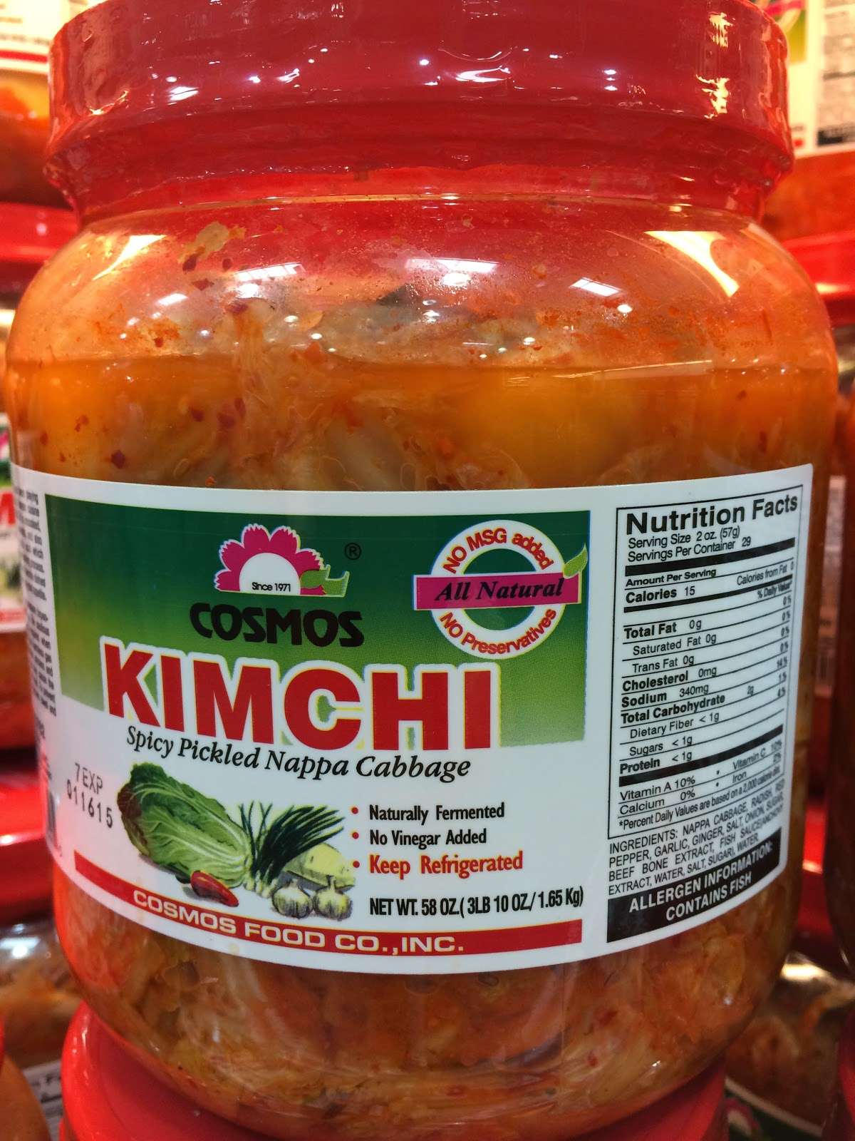 Kimchi For Sale Whole Foods