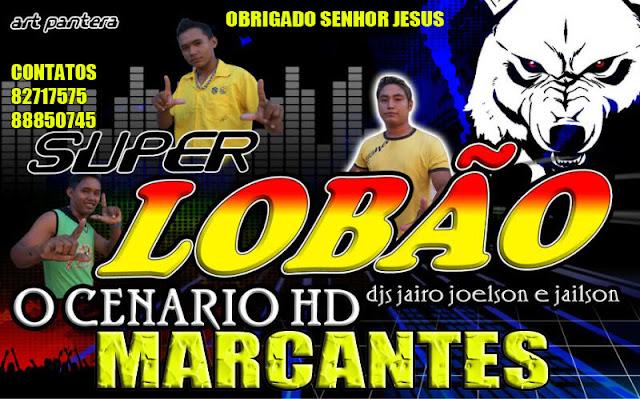 CD OCENARIO HD MARCANTES - SUPER LOBÃO