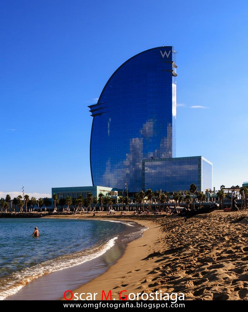 oscar m gorostiaga hotel w barcelona