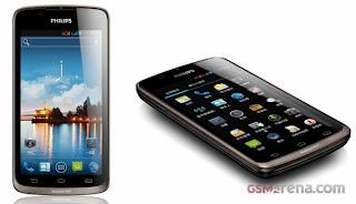 philips w832 xenium,android dual sim,android daya tahan terlama,ponsel android dual, Daftar Harga, review,