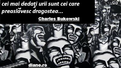 Geniul gloatei - Poem de Charles Bukowski