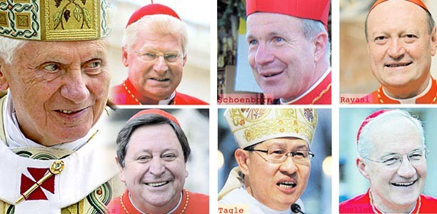 List of Those Who May Become Pope
