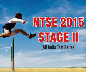 NTSE 2015 Stage - 2 Test Series