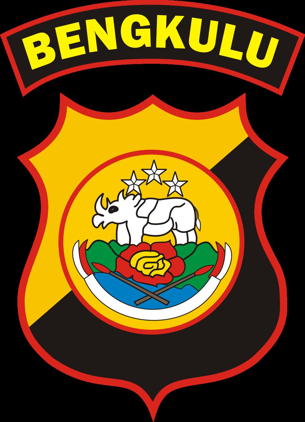 logo Polda Bengkulu - Kumpulan Logo Indonesia