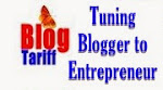 BLOG TARIFF