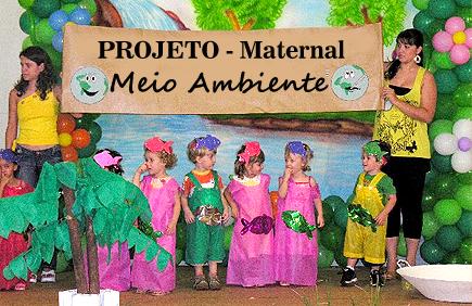 Projeto meio ambiente para maternal pra gente mi da for Mural sobre o meio ambiente