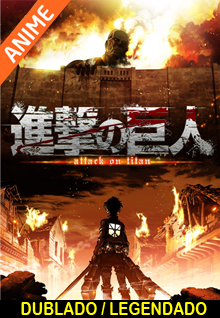 Assistir Shingeki no Kyojin Attack on Titan Online