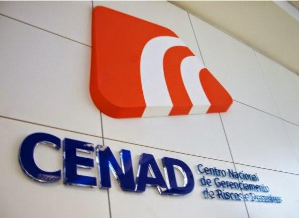 CENAD - Centro Nacional de Gerenciamento de Riscos e Desastres