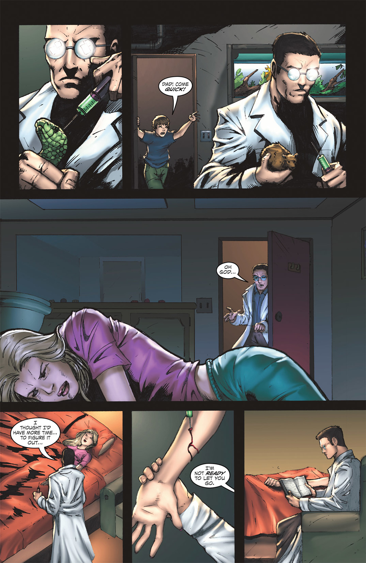 Grimm Fairy Tales (2005) Issue #33 #36 - English 12