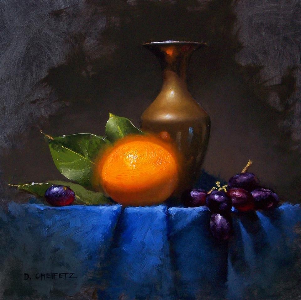 David Andrew Nishita Cheifetz David+Cheifetz+1981+-+American+Still+Life+painter+-+Tutt'Art@+%2847%29