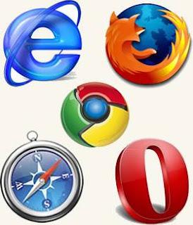 Qual navegador você usa para navegar na internet?