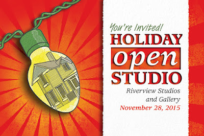 Riverview Open Studio 2015 @ Riverview Art Studios and Gallery | Melbourne | Florida | United States