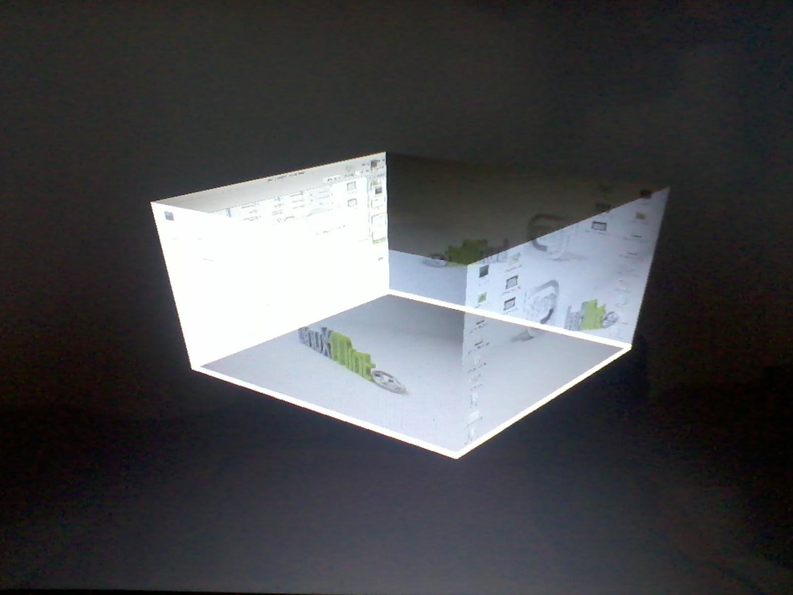 dekstop cube compiz