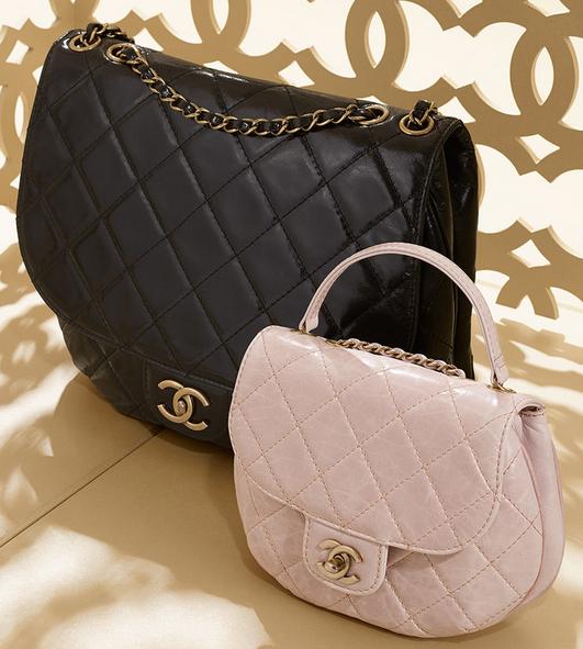Chanel Messenger Handbag Chanel Small Messenger Bag in