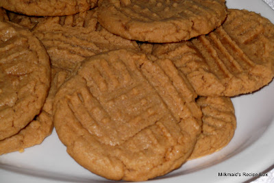 Gluten-Free (But Sweet) Peanut Butter Cookies