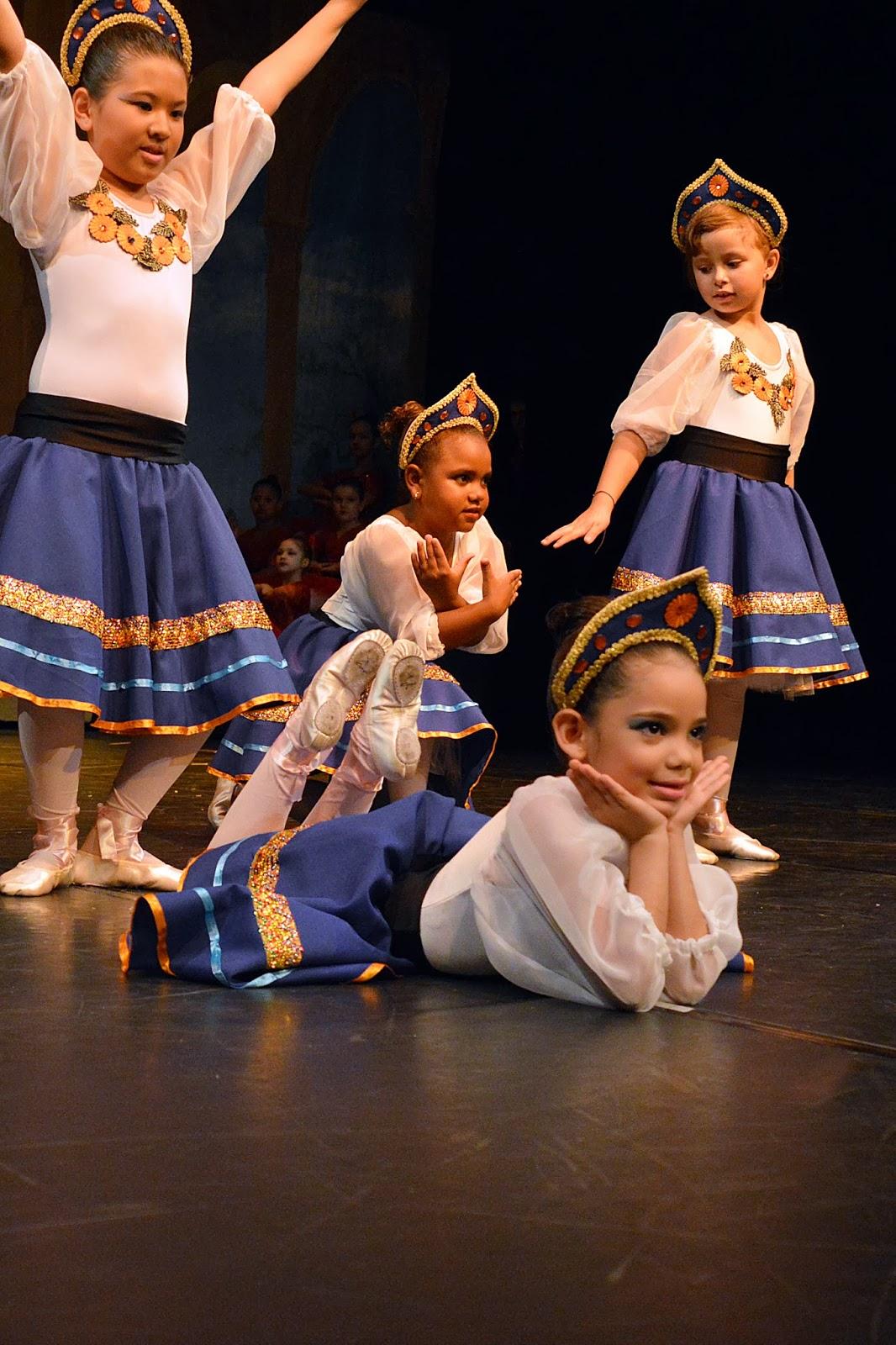 projeto social de ballet CEU Butantã