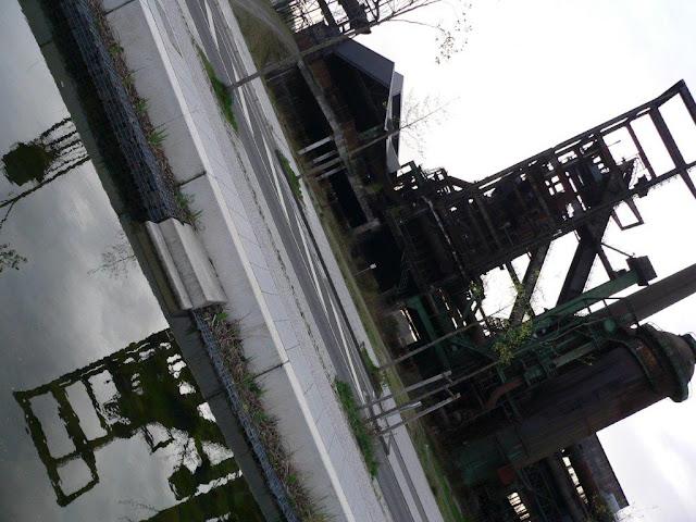 Depression Alltag Grau schwarz-weiß Grauschleier Phönixwest Dortmund
