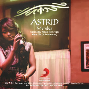Astrid -  Mendua MP3