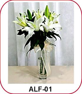 rangkaian bunga