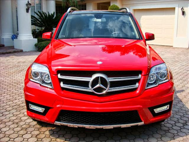 Mercedes benz glk 350 4matic red benztuning for 2012 mercedes benz glk class