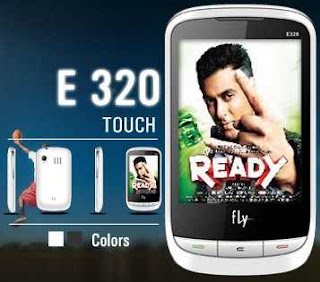Fly E320 Touch Dual SIM Mobile