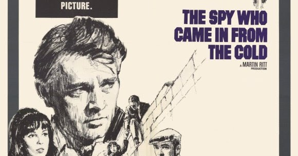 the spy who came in from the cold essay The spy who came in from the cold essays are academic essays for citation these papers were written primarily by students and provide critical analysis of the spy who came in from the cold by john le carre.