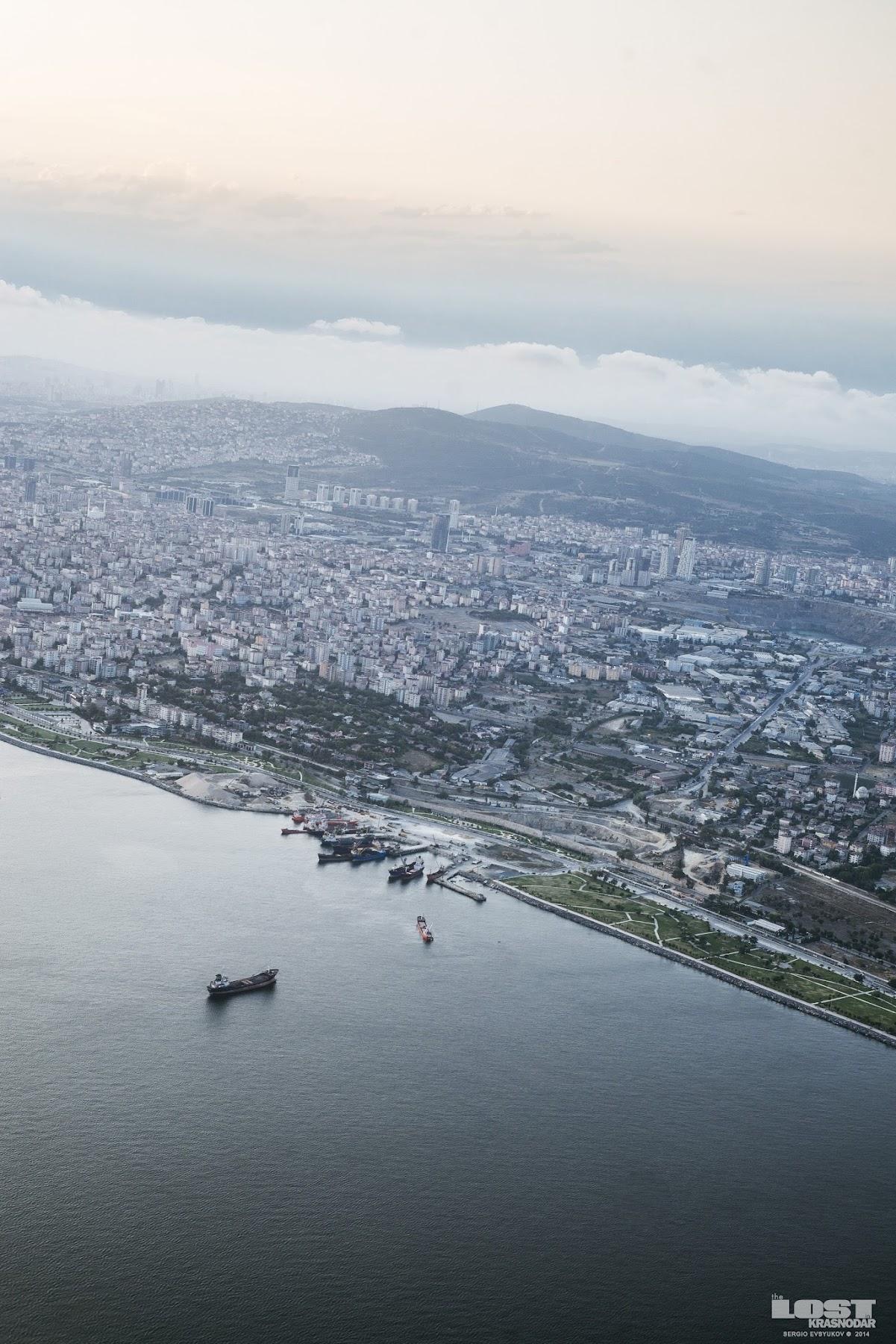 Прилетая в Турция