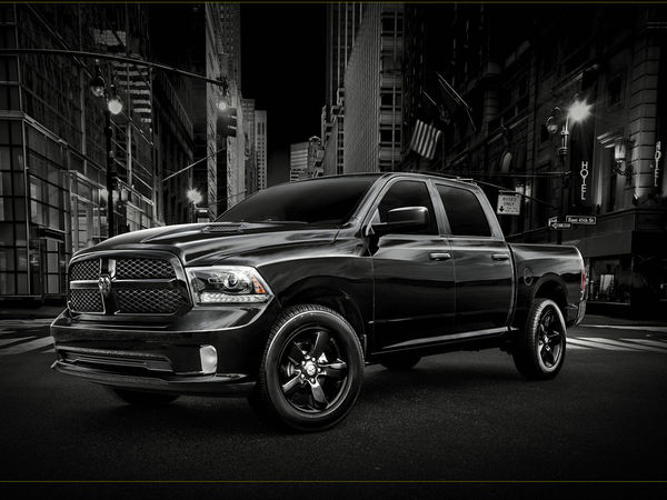 2013 Dodge Ram Black Express