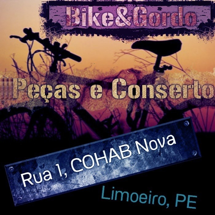 Oficina do Gordo da Bicicleta!