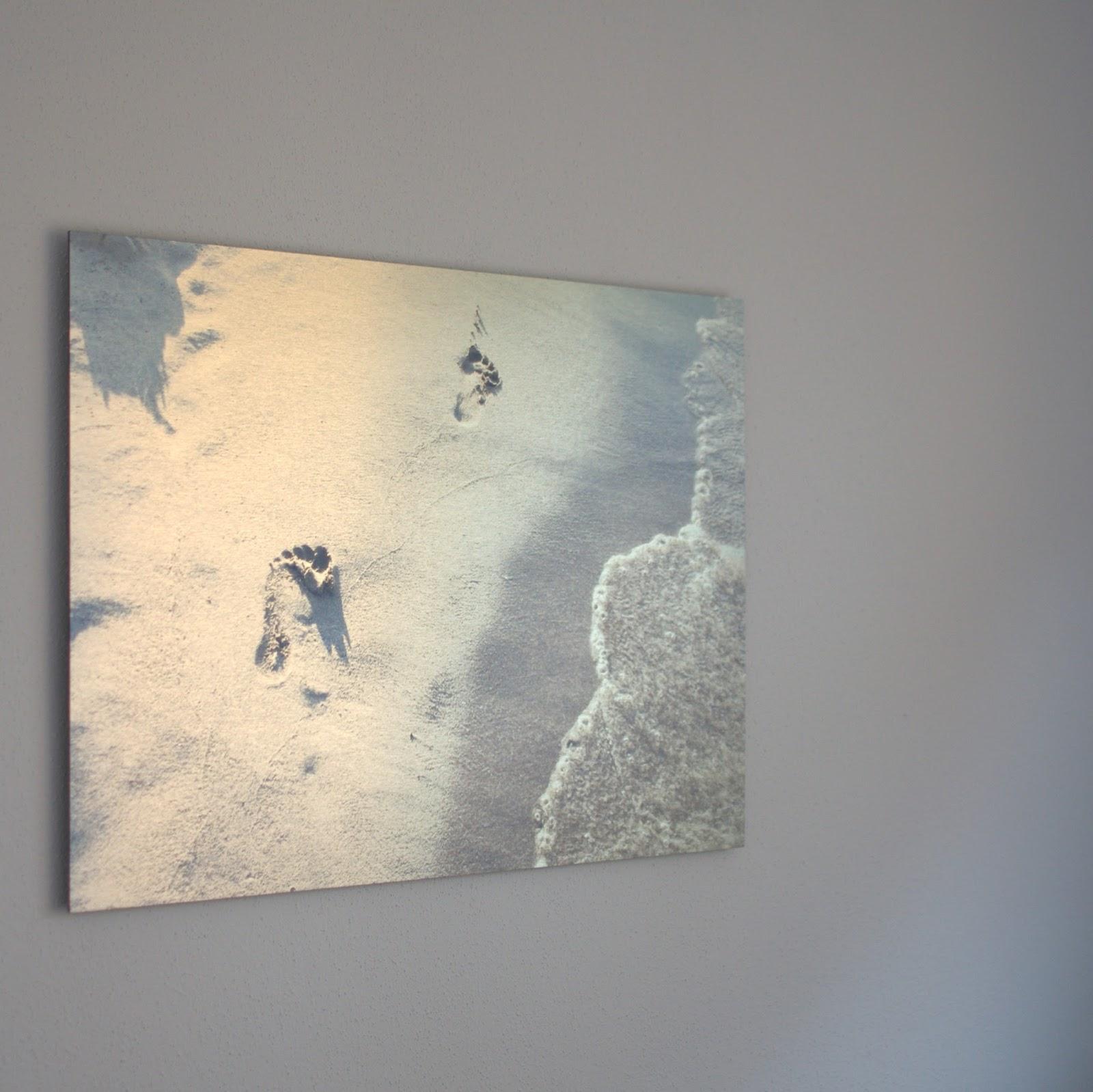 aluminiumbild livingroom grinsestern. Black Bedroom Furniture Sets. Home Design Ideas