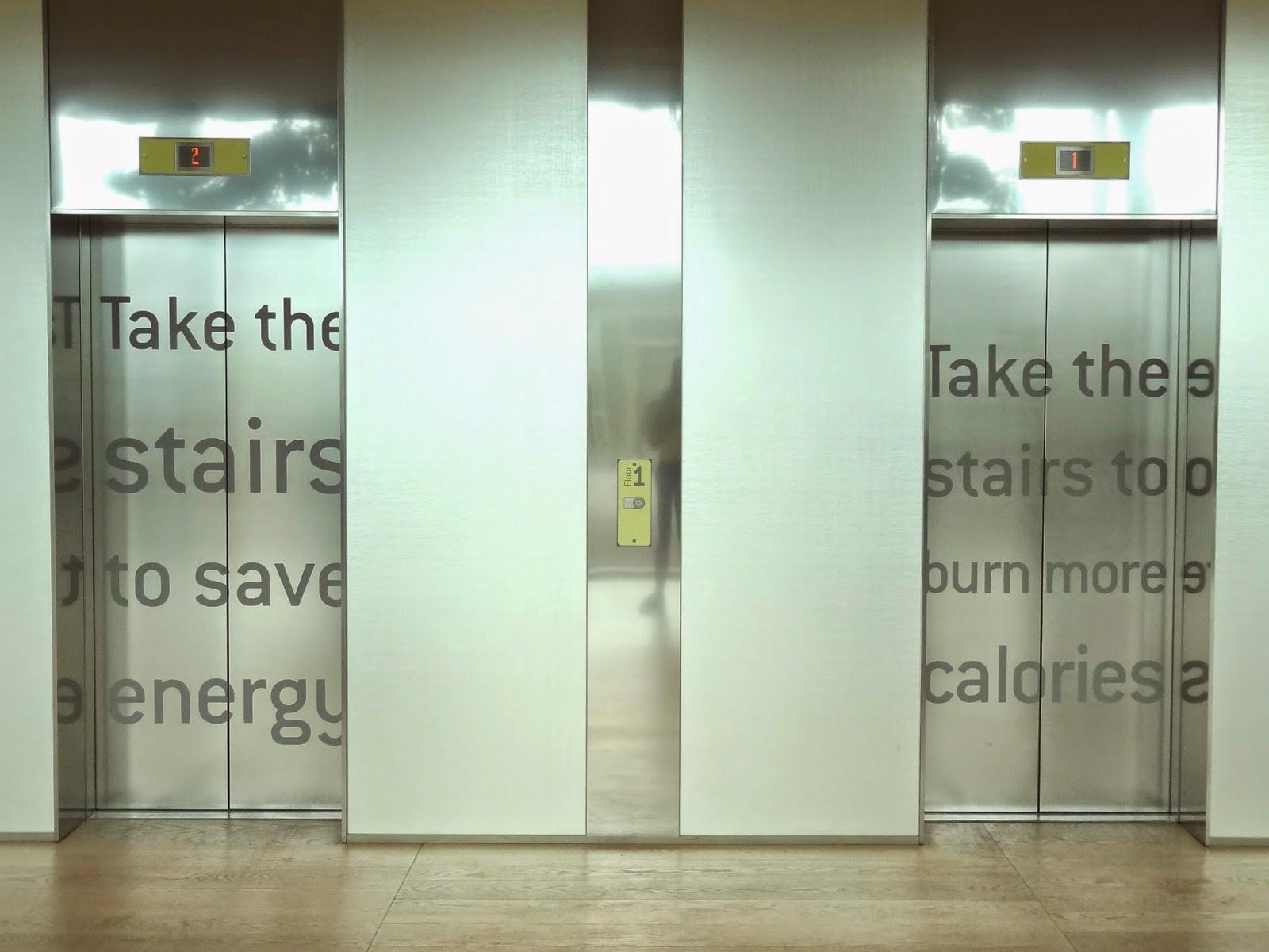 Technogym HQ Cesena Office Wellness Village Lift Elevator