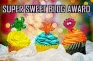 Super sweet blog awrd
