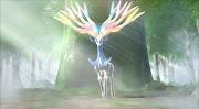 Pokemon X (legendary mascot )