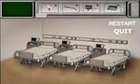 Özel Klinikten Kaçış Oyunu