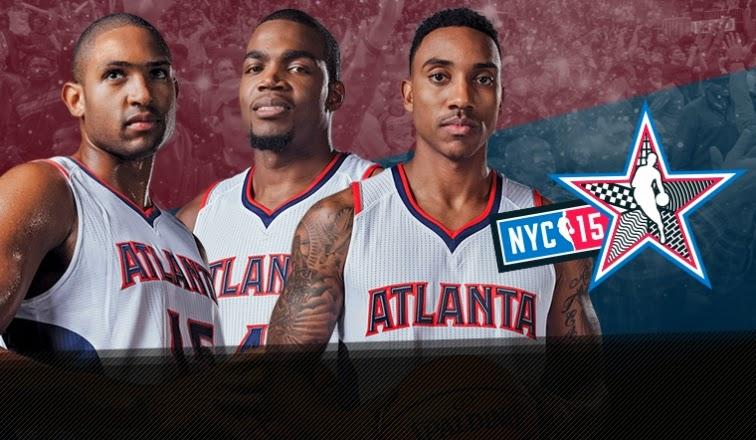 Al Horford, Durant y Westbrook, seleccionados como Reservas al juego de estrellas