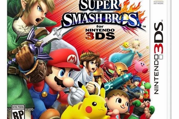 Super Smash Bros (Nintendo 3DS) (Español)