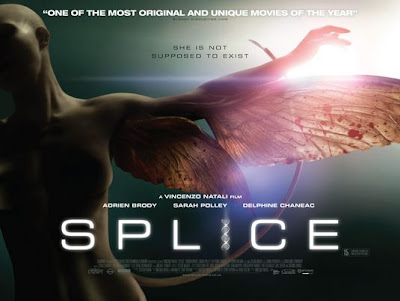 Deney (Splice) Poster
