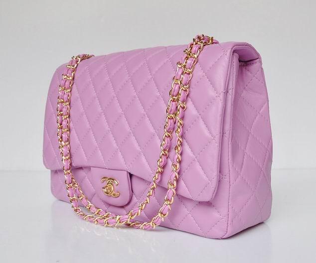 Top 5 Women's Handbags For Summer 2013: Channel Pink Alligator 2.55 Handbags