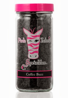 Pink Zebra Coffee Buzz Sprinkles image