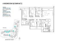 Dnest 4 Bedrooms Floor Plans