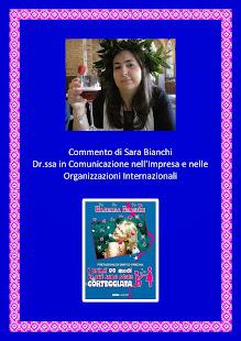 Commento di Sara Bianchi Dr.ssa in Comunicazione nell'Impresa e nelle Organizzazioni Internazionali