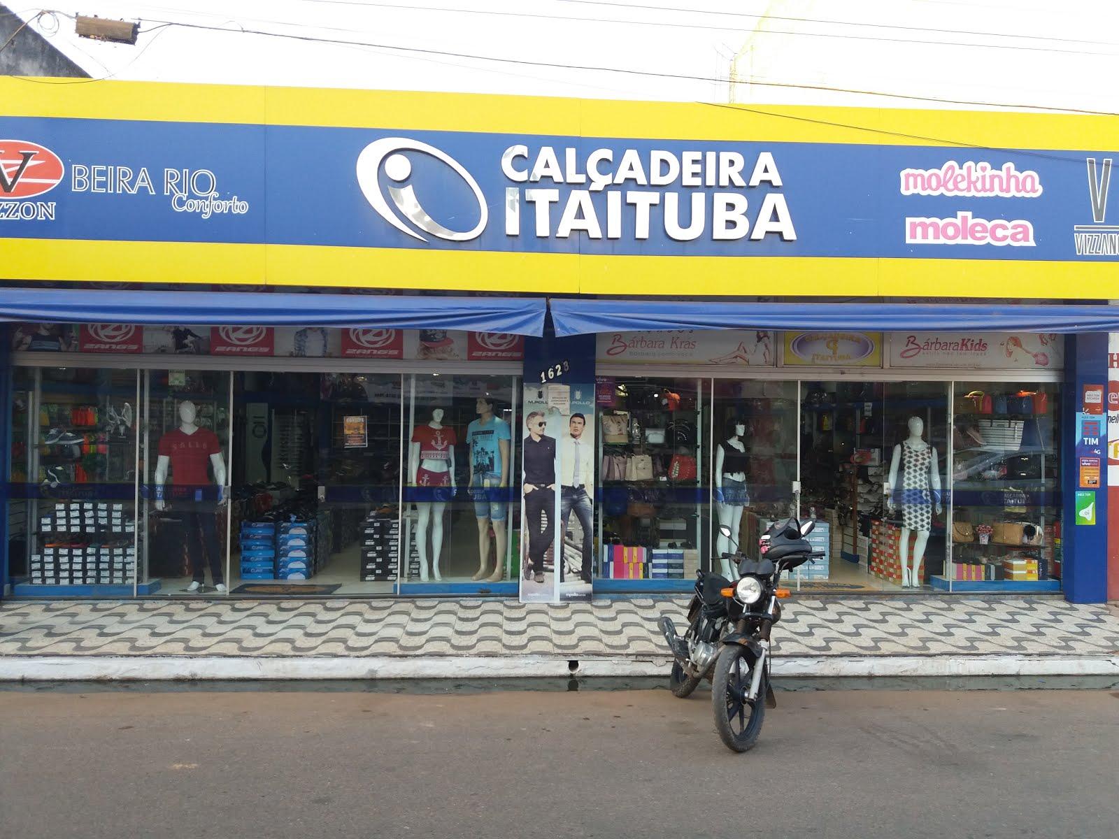 Calçadeira Itaituba